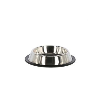 Kerbl Gamelle Inox - Gamelle pour Chien - Contenance: 450 ml