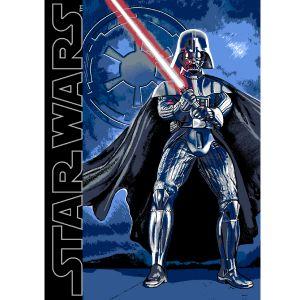Tapis Dark Vador Star Wars (95 x 133 cm)