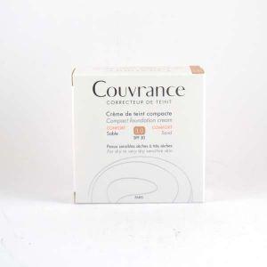 Avène Couvrance n°3 Sable - Crème de teint compacte confort SPF30