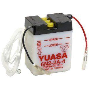 Yuasa Batterie moto 6N2-2A-4