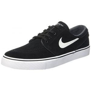Nike 333824 026, Sneakers Homme, Noir - Noir (Noir/Blanc), 45 EU