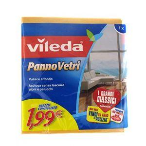 Vileda 4003460 - 3 nettoyants à vitre La Chamoisette