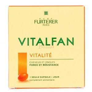 Furterer Vitalfan - Complément alimentaire Vitalité cheveux et ongles (30 capsules)