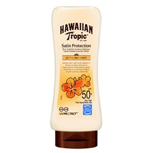 Hawaiian Tropic Lotion Protectrice Satin SPF 50