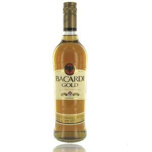 Bacardi Gold - Rhum ambré de Cuba (70cl)