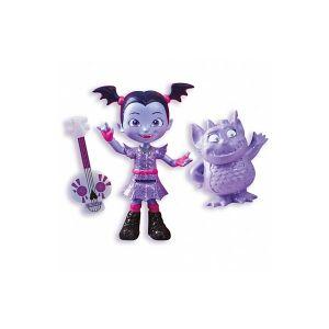 Giochi Preziosi Vampirina - Pack Figurines - Vampirina, Wolfie & Sac À Dos
