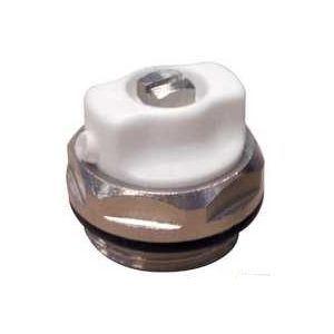 Thermador BP15 - Bouchon purgeur bec orientable pour radiateur acier 15x21