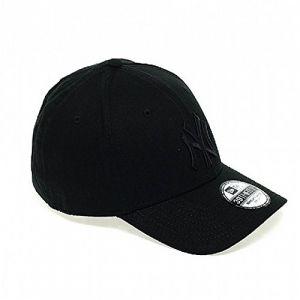 New Era 39thirty Classic NY Yankees black on black