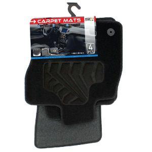 Sumex Tapis de sol moquette sur mesure Seat Leon III sup à 2012