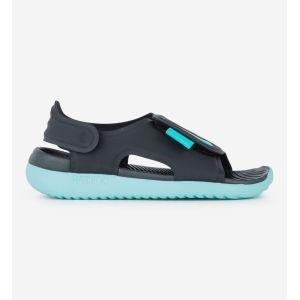 Nike Sandale Sunray Adjust 5 pour Jeune enfant/Enfant plus âgé - Noir - Taille 32 - Unisex