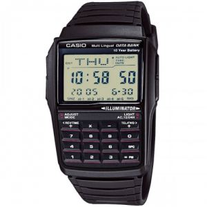 Casio DBC-32-1- Montre mixte avec calculatrice