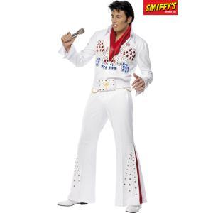 Smiffy's Déguisement Elvis American Eagle (taille M)