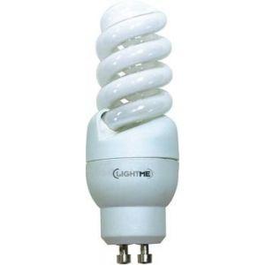 Megaman Ampoule à économie d'énergie spiralée 9W-GU10