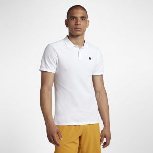 Nike Polo RF Homme - Blanc - Taille XL