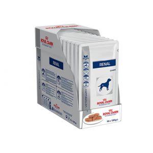 Royal Canin Veterinary Diet Dog Renal sachet 10 x 150 grs