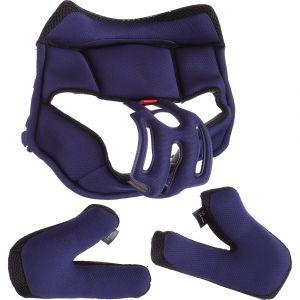 Leatt Accessoires Inner Liner Kit Dbx 5.0/6.0 - blue - Taille M
