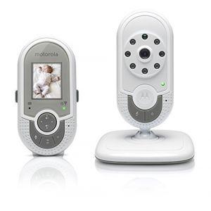 """Motorola MBP621 - Babyphone vidéo avec écran 1,8"""""""