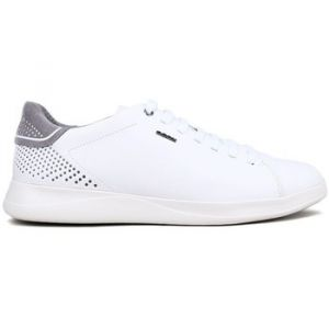 Geox U Kennet B, Baskets Basses Homme, Blanc (White C1000), 44 EU