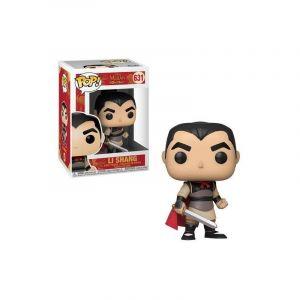 Funko Figurine Pop! Li Shang - Disney Mulan