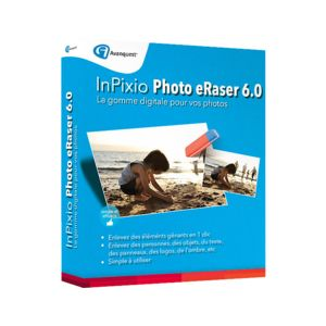 InPixio Photo eRaser 6.0 pour Windows