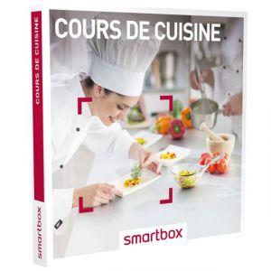 Smartbox Cours de cuisine - Coffret cadeau