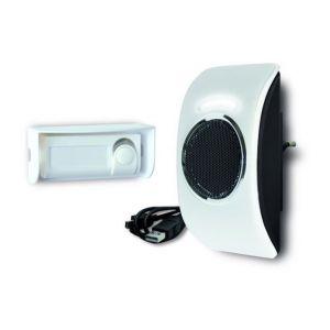 Extel Sonnette sns fil MP3 LOOPO 150m de portée