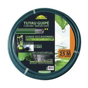 Cap Vert Tuyau guipé 3 couches 15 mm