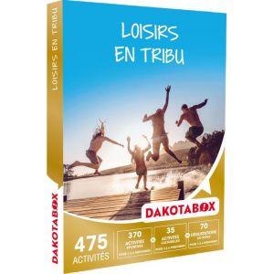 Dakota Box Loisirs en tribu - Coffret cadeau