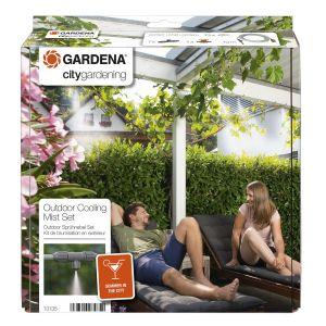 Gardena 13135-20 Kit brumisateur pour terrasses et balcons