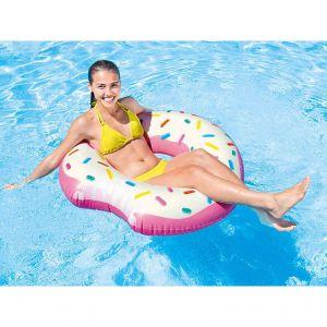 Intex Bouée gonflable Donut (107 cm)