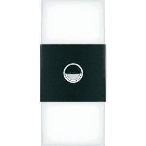 Osram 73280 - Applique murale Noxlite Led 2 x 6 W avec détecteur de mouvement