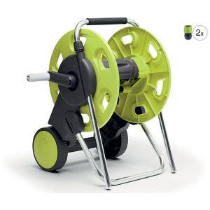 G.F. Enrouleur de tuyau sur roues Concept pour 60 m de tuyau