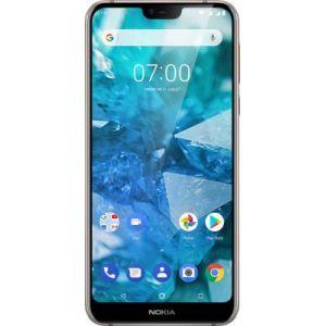 Nokia 7.1 Crystal Silver