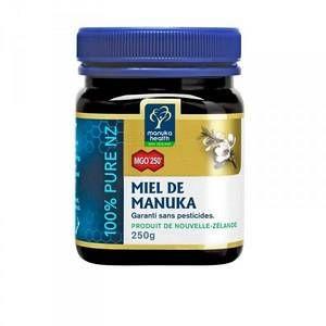 Manuka Health Miel de Manuka MGO 250 + - 250 g