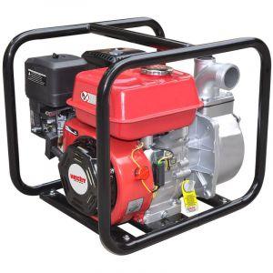 Hecht 3635 Pompe à eau usées essence 4 temps sous-sols jusquà 38 000 L/h 23kg