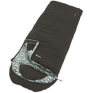 Outwell Camper Lux Sleeping Bag Left Zipper Sacs de couchage momie