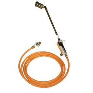 2EBALM 28830 Mobiflam 38 Security - Désherbeur thermique avec tuyau 5 m