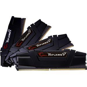 G.Skill F4-2400C15S-16GIS - Barrette mémoire Ripjaws V 32 Go (4 x 8 Go) DDR4 CAS 14