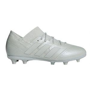 Adidas Chaussures de foot enfant Nemeziz 181 FG J Blanc - Taille 38