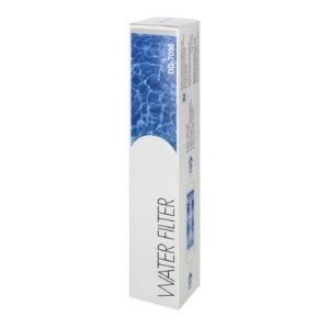 Wpro DWF7098 - Filtre à eau externe d'origine pour réfrigérateur américain