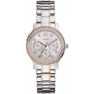 Guess W0305L - Montre pour femme Quartz Chronographe