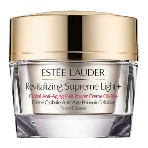 Estée Lauder Revitalizing Supreme Light + - Crème globale anti-âge pouvoir cellulaire non-grasse - 50 ml
