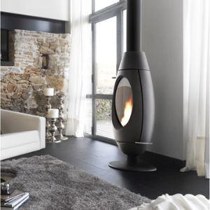 Invicta 6149-44 - Poêle-cheminée Ove