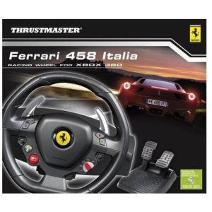 ThrustMaster Ferrari 458 Italia - PC et Xbox 360