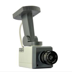 High-Tech Place Caméra de sécurité factice