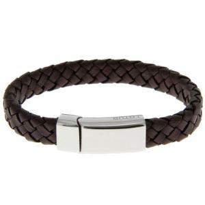 Lotus LS1380-2-1 - Bracelet en cuir marron pour homme