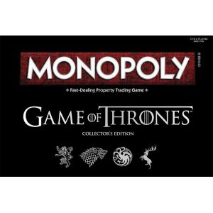 Image de Winning Moves Monopoly Game of Thrones