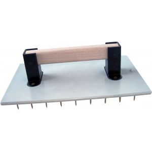 Outibat Taloches à pointes - 85 pointes - Dimensions 16 x 25 cm