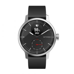 Withings SCANWATCH NOIR 42mm - Montre connectée