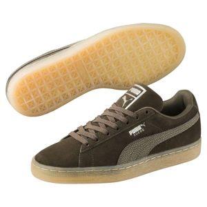 Puma Suede Classic Bubble Wn's, Sneakers Basses Femme, Marron (Bungee Cord), 36 EU